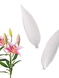 Недорогие -Моделирование цветок лилии листьев плесень помадка торт силиконовые формы инструменты для домашней выпечки