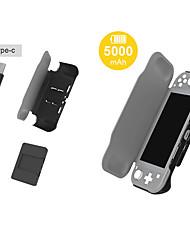 Недорогие -Проводное Зарядное устройство / Игровой контроллер Case Protector Назначение Nintendo Переключатель ,  Зарядное устройство / Игровой контроллер Case Protector ABS 1 pcs Ед. изм
