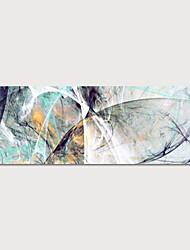 Недорогие -Печать на холсте картины абстрактные картины современного искусства для украшения дома