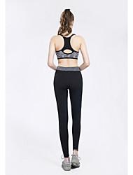 cheap -Women's Sporty / Basic Jogger / Sweatpants Pants - Solid Colored Classic / Sporty Wine Purple Black M L