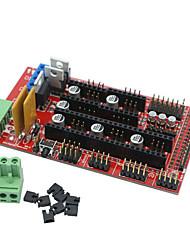 Недорогие -рампы 1.4 панель управления панель материнской платы 3d части принтера
