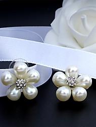 cheap -Women's Drop Earrings Dangle Earrings Classic Drop Korean Fashion Elegant Earrings Jewelry Silver For Wedding Party Anniversary Prom 1 Pair