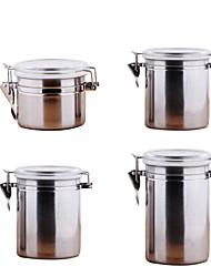 cheap -1pc Storage Boxes Iron Jars & Boxes Daily Wear # kitchen storage