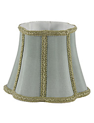 cheap -Lampshade Arc Ambient Lamps Artistic Traditional Classic For Bedroom Shops Cafes Blue