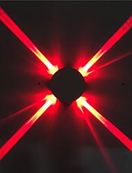 cheap -Creative LED Modern LED Wall Lights Living Room Shops Cafes Aluminum Wall Light IP44 Generic 12 W