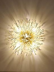 cheap -QIHengZhaoMing Crystal Modern Wall Lamps & Sconces Bedroom / Dining Room Crystal Wall Light 110-120V / 220-240V 5 W