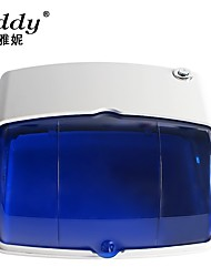 cheap -Household Sanitizer UV Sterilizer Autoclaves Disinfection Cabinet 3 Gallon Kills 99.9% Virus and Bacterial Black Suits Euro 220V Blue For North America 110 V