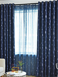 cheap -Gyrohome 1PC GYC2266 Rain Drops Shading High Blackout Curtain Drape Window Home Balcony Dec Children Door *Customizable* Living Room Bedroom Dining Room