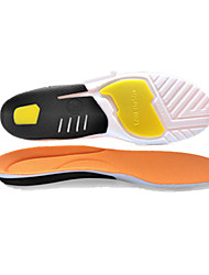 cheap -Orthotic Inserts Shoe Inserts Running Insoles Men's Women's Flat Feet Foot Sports Insoles Foot Supports Shock Absorption Arch Support Breathable for Running Jogging Spring, Fall, Winter, Summer