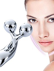cheap -Facial Massager 3D Roller Slim Face Massager Face Lift Wrinkles Skin Care Tools Anti-stress