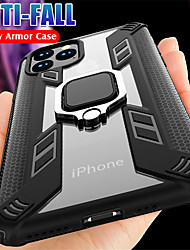 cheap -Magnetic Car Holder Phone Case for iPhone 11 11 Pro 11 Pro Max XS XR XS Max 8 8 Plus 7 7 Plus