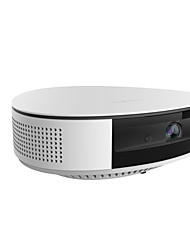 cheap -DangBei DBD1 720P Dlp  HD Projector 750 ANSI Lumens Home Theater projector Support 3D 4K Android Wifi Bluetooth Beamer