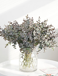 cheap -Artificial Flowers 3 Branch Classic Modern Contemporary Simple Style Plants Tabletop Flower