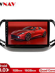 cheap -ZWNAV 10.1inch 1din Android 10 1GB 16GB Car DVD Player Car GPS Navigation Auto Stereo Radio Car Multimedia Player For Jeep Grand Wrangler 2011-2016