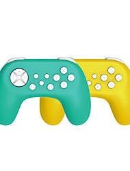 Недорогие -Беспроводное Игровые контроллеры Назначение Nintendo Переключатель ,  Bluetooth Игровые контроллеры ABS 1 pcs Ед. изм