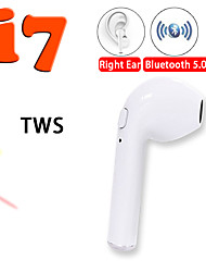 cheap -Bluetooth 5.0 Earphone i7 Headphones Sports Wireless Earbuds for iPhone Samsung Xiaomi   Huawei  Single Right Ear