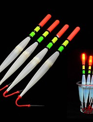 cheap -Fishing Float 5 pcs 3g Fishing LED Indicator LED Light Plastic General Fishing