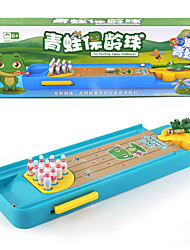 cheap -Bowling Game Table Arcade Game Desk Games 1 pcs Stress and Anxiety Relief Family Interaction Finger Ejection Kid's Adults' Summer Outdoor Toys