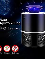 Недорогие -москитная убийца USB электрическая лампа от комаров фотокатализ бесшумный свет водить ошибка молния насекомые ловушка без излучения