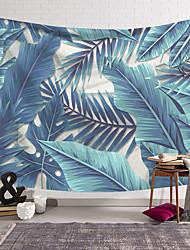 Недорогие -5 размеров тропическое растение цветочный гобелен гобелен на стене полиэстер тонкий кактус богема банановый лист печати гобелен подушки пляжное полотенце