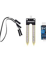 Недорогие -влажность почвы обнаружение влажности цифровой модуль датчика постоянного тока 3.3-5v