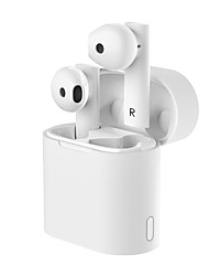 cheap -Mir 6 Wireless Earbuds TWS Headphones Wireless Stereo Dual Drivers with Volume Control HIFI with Charging Box for Gaming