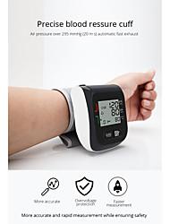 cheap -Medical Digital Blood Pressure Monitor Wrist Blood Tonometer Automatic Sphygmomanometer Blood Pressure Meter tensiometro