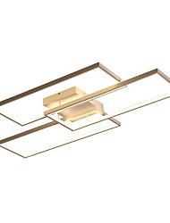 Недорогие -feimiao 3-Light 59 cm Кластерный дизайн / Круг дизайн Потолочные светильники Алюминий силикагель Окрашенные отделки LED / Modern 110-120Вольт / 220-240Вольт
