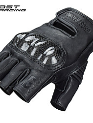 cheap -GHOST RACING motorcycle gloves men and women summer racing riding off-road anti-fall Breathable professional  motorcycle half finger