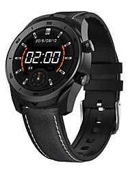 Недорогие -bozhuo dt79 мужчины женщины bluetooth call музыка умные часы ip68 водонепроницаемый круглый экран hd частота сердечных сокращений обнаружения ЭКГ сменные циферблаты smartwatch фитнес-трекер для