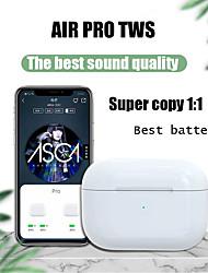 Недорогие -LITBest i90000 pro TWS True Беспроводные наушники Беспроводное Bluetooth 5.0 С зарядным устройством Автосоединение Автоматическое обнаружение уха Переименование GPS Find My Devices (iOS) Реплика 1: 1