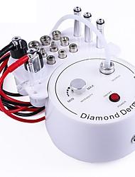 Недорогие -3 in1 алмазная микродермабразия дермабразия машина отшелушивание воды спрей красоты машина удаления морщин пилинг лица инструменты