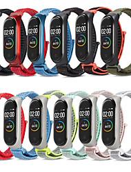Недорогие -части замена браслеты беспроводной замена группы для xiaomi 3/4 браслет ремешок для часов ремешок