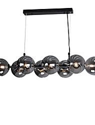 cheap -8-Light 36 cm Sputnik Design Chandelier Metal Glass Electroplated / Painted Finishes Modern / Nordic Style 110-120V / 220-240V