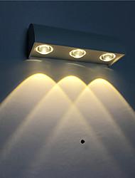 cheap -LED / Modern LED Wall Lights Living Room / Shops / Cafes Aluminum Wall Light IP65 Generic 1 W