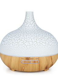 cheap -Creative home aromatherapy humidifier 400ml ultrasonic crack air purifier diffuser instrument aromatherapy machine