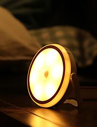 cheap -1pc  Creative Led Human Body Induction Lamp/Cat Ear USB Charging/Portable Night Light