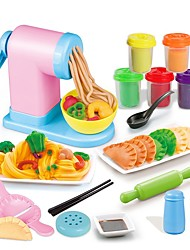 cheap -Pretend Makeup Set Pretend Makeup Play Food Family Furnishing Articles Hand-made Parent-Child Interaction Plastic Shell Child's Toddler All Toy Gift 1 pcs
