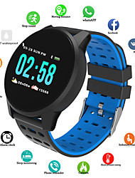 cheap -Men's Sport Watch Digital Casual Water Resistant / Waterproof Digital Black / Blue Black / Gray Black / Green / Silicone / Chronograph / Tachymeter