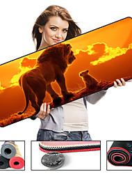 Недорогие -игровой коврик / Клавиатурная панель 30*60*0.3 cm Резина / Ткань 30*60*0.3