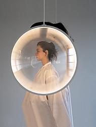 Недорогие -лупа с подсветкой 2,5 см геометрические фигуры подвесной светильник современный / нордический стиль 110-120v / 220-240v