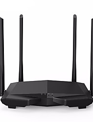 cheap -AC6 Wireless Wifi Router 1200M Dual Band 2.4GHz/5.0GHz 11AC Wireless Wi-Fi Repeater 802.11ac Smart Remote APP Manage