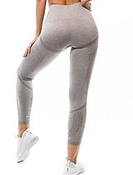 cheap -Women's Sporty Sweatpants Pants - Solid Colored Blue Black Gray S M L