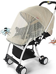 cheap -Mosquito Net for Baby Infants Stroller Pushchair Cart Mosquito Insect Net Safe Mesh Buggy Crib Netting