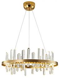 cheap -QIHengZhaoMing 60 cm Sputnik Design Chandelier Metal LED 110-120V / 220-240V