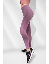 cheap -Women's Sporty / Basic Jogger / Sweatpants Pants - Solid Colored Classic / Sporty Purple Black Navy Blue M L