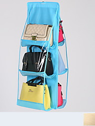 cheap -Polyster Storage Bags Rectangle New Design Home Organization Storage 1pc