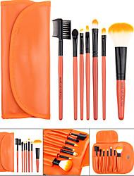 cheap -Professional Makeup Brushes 7pcs Full Coverage Plastic for Makeup Brushes Makeup Brush