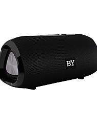 Недорогие -By6660 Беспроводная связь Bluetooth динамик сабвуфера портативный динамик с микрофоном открытый динамик звуковая система 10 Вт стерео музыка объемного звучания