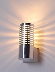 cheap -Creative LED LED Wall Lights Living Room Shops Cafes Aluminum Wall Light IP44 Generic 1 W